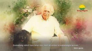 Isten éltesse! Öt érdekesség a ma 100 éves Bálint gazdáról