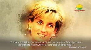 Szerette az egész világ: ma lenne 58 éves Diana hercegnő