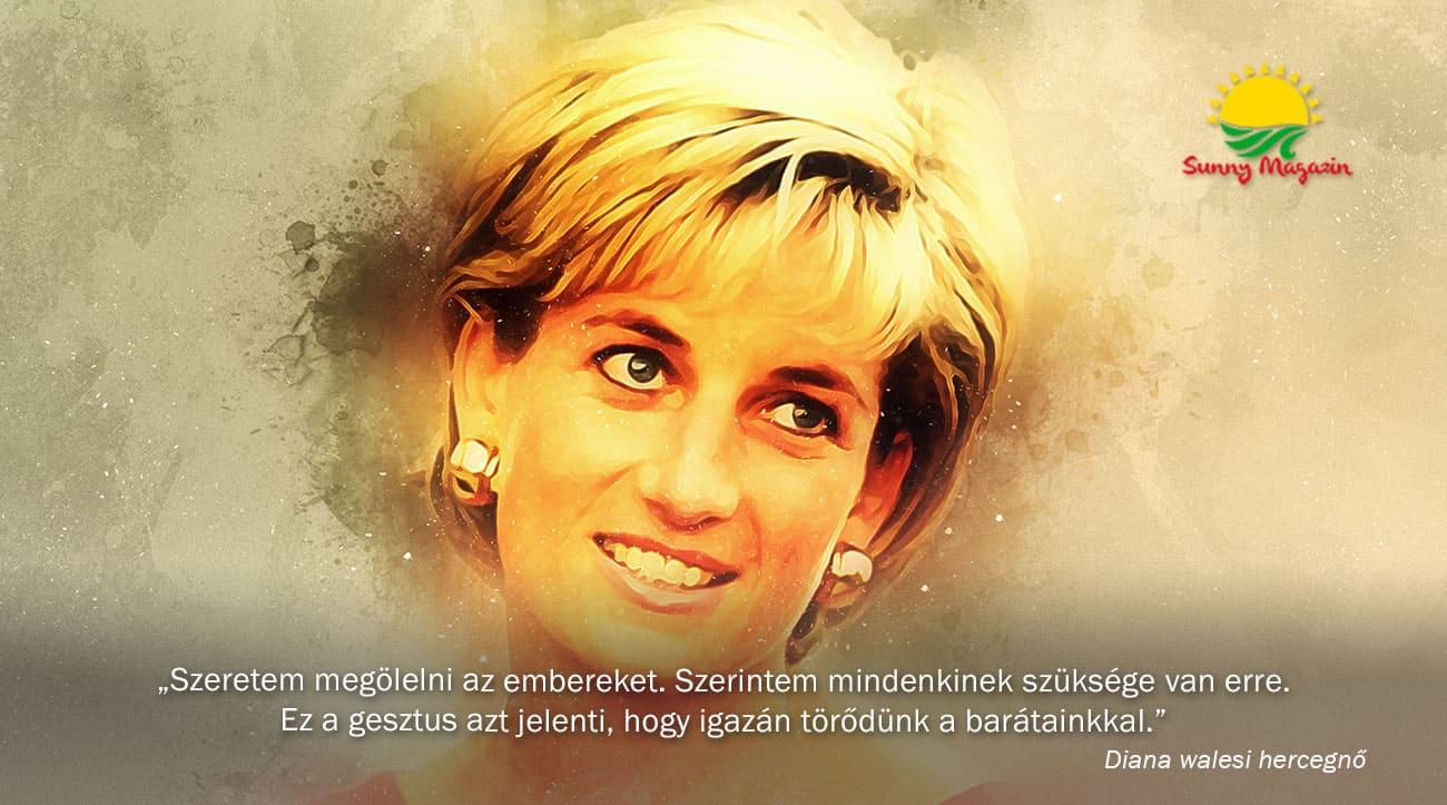 Szerette az egész világ - Diana hercegnő