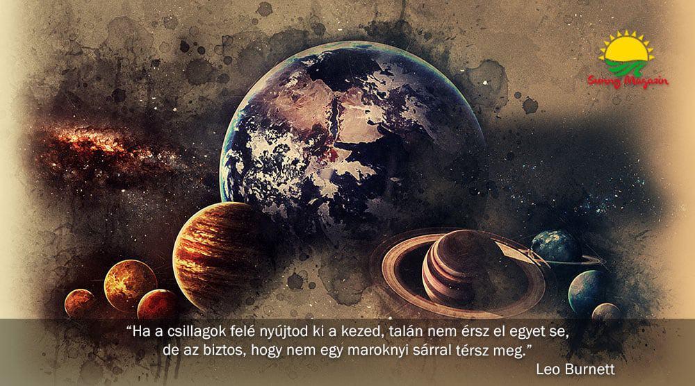 Horsozkóp a csillagok üzenete