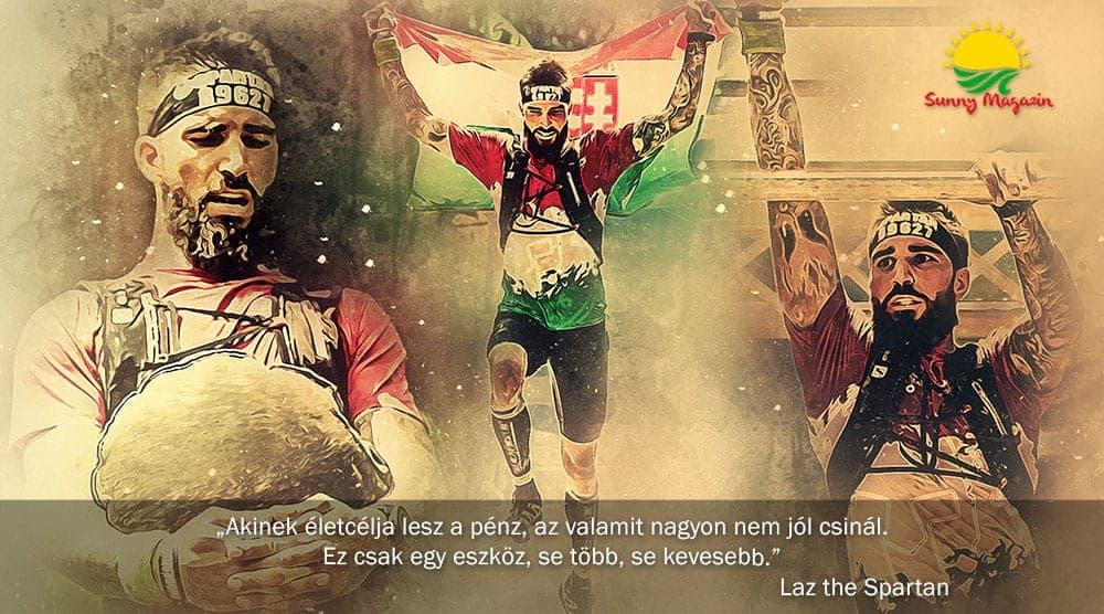 Laz The Spartan