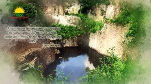 Emberi kéz is formálta Magyarország legszebb természeti csodáját