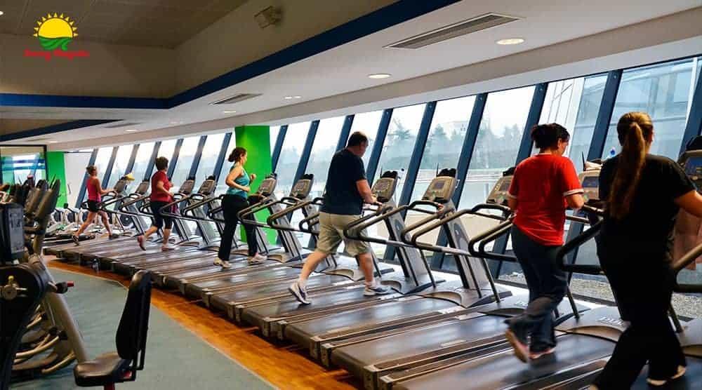 Újévi fogadalmak: edzőtermek
