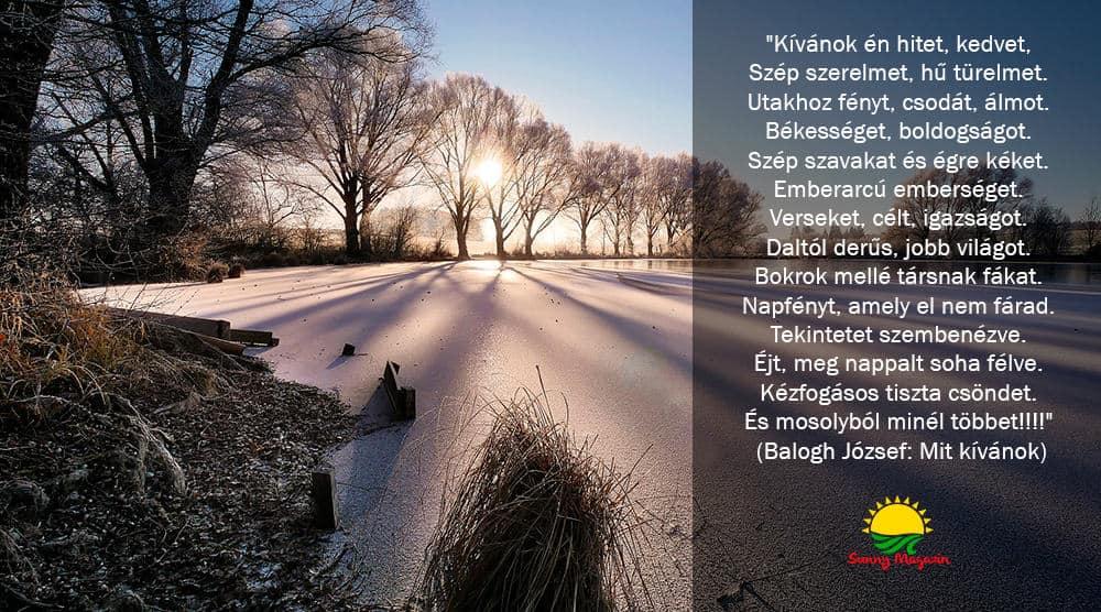 2018. Új reményeket, teljesebb életet, harmóniát, egészséget, boldogságot!