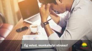 Ég veled munkahelyi stressz!