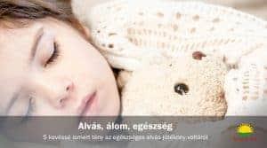 5 kevéssé ismert tény az egészséges alvás jótékony voltáról