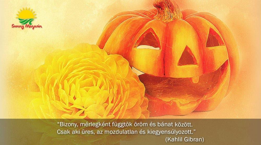 Halloween és mindenszentek