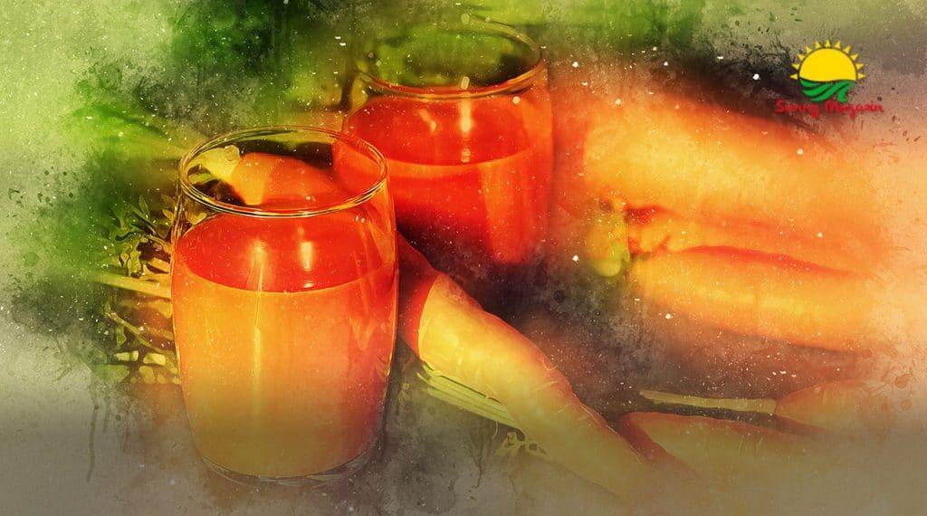 A-vitamin - napi egy sárgarépa