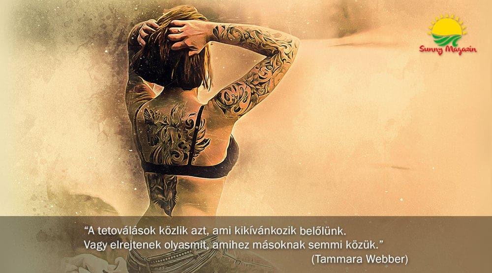 Tetoválás és lélek